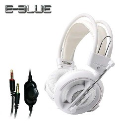 E-Blue Cobra Headset White